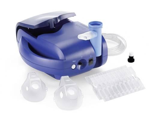Inhalator Inqua Aerosol Inhalator mit Atemmaske, mit Mundstück, inkl. Inhalationslösung