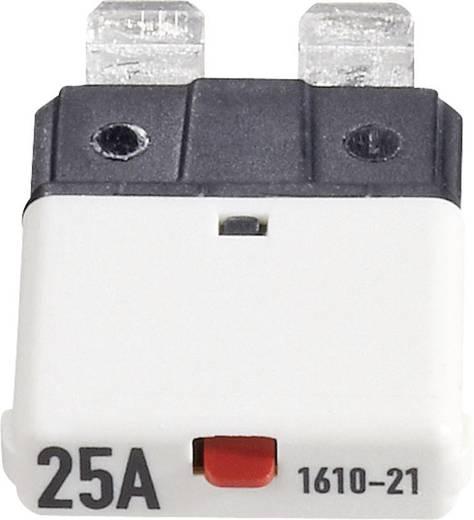 Sicherungsautomat Standard Flachsicherung 25 A Weiß 1610 CE1610-21-25A 1 St.