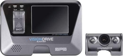 visiondrive kfz kamera mit gps vd 7000w vd 7000w kaufen. Black Bedroom Furniture Sets. Home Design Ideas