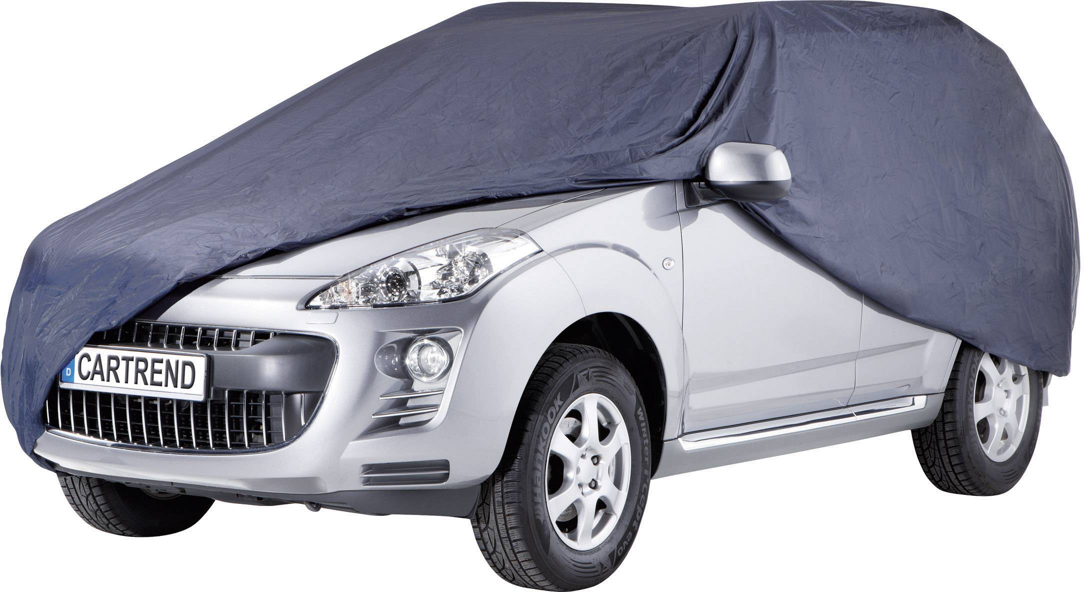 PKW Vollgarage Auto Abdeckung passend f/ür Smart Roadster