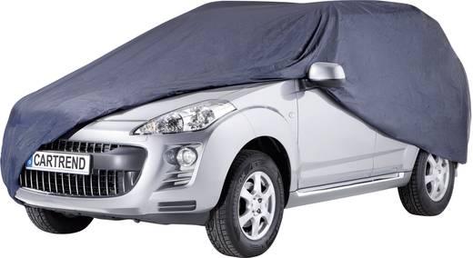 cartrend PKW-Vollgarage (L x B x H) 535 x 210 x 172 cm VAN Ford Grand C-Max, Opel Zafira, Peugeot 5008, VW Touran und vergleichbare PKWs
