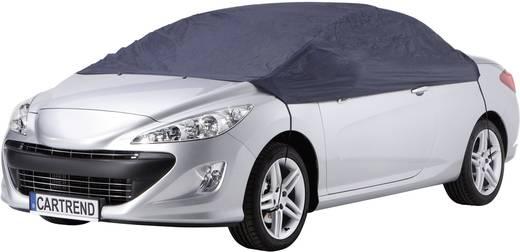 cartrend PKW-Halbgarage (L x B x H) 279 x 145 x 61 cm Größe M Audi A3, BMW 1er, Opel Astra, VW Golf und vergleichbare PKWs