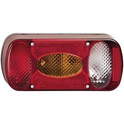 Svetlo na nosič bicykla SecoRüt, 90447, 5 komorový, červená / oranžová / biela