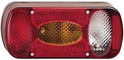 Světlo na nosič kola SecoRüt, 90447, 5komorové, červená/oranžová/bílá
