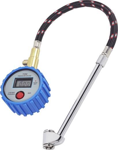 Reifendruckprüfer digital Messbereich Luftdruck 11 bar (max.)