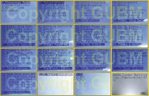 Diagnosegerät AutoDia S101 für VAG Fahrzeuge AutoDia KWP2711 Geeignet für Für alle VAG (VW, Audi, Seat, Skoda) Fahrzeuge ab Bj. 1989 bis 2010