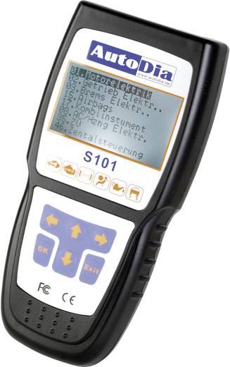 Diagnosegerät AutoDia S101 für VAG Fahrzeuge AutoDia KWP2711 Geeignet für Für alle VAG (VW, Audi, Seat, Skoda) Fahrzeug
