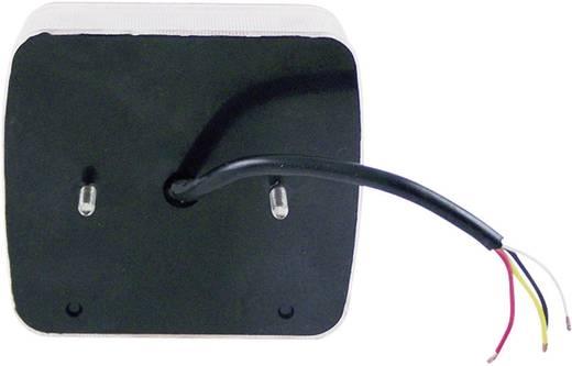 LED Anhänger-Rückleuchte Blinker, Bremslicht, Rückleuchte, Kennzeichenleuchte rechts 12 V Rot, Silber Berger & Schröter
