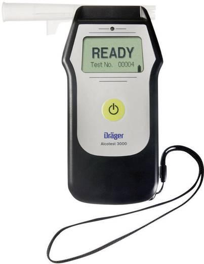 Alkoholtester Dräger Alcotest 3000 5 mg/ml Gerätesprache: Englisch inkl. Display