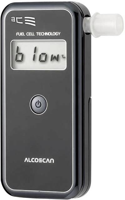 Etilometro ACE II Basic Plus 0 fino a 4 ‰ incl. display