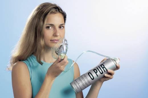 Inhalator oPur Sauerstoffflasche mit Maske