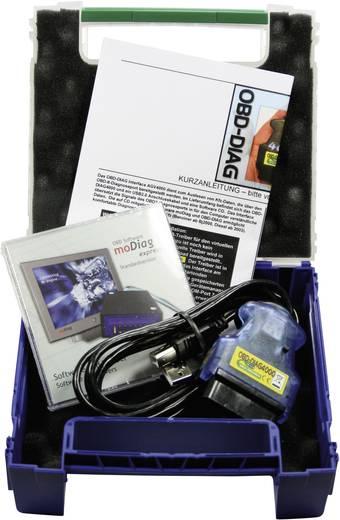 OBD II USB PC-Interface OBD-DIAG4000 Diamex Diag4000 Geeignet für alle Fahrzeuge mit OBD II Buchse