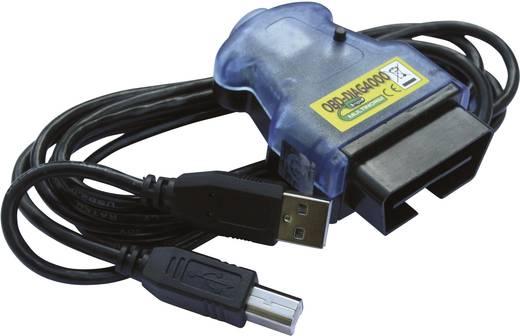 OBD II Interface Diamex Diag4000 PC-interface PC