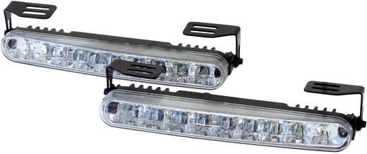 Tagfahrlicht LED (B x H x T) 160 x 25 x 40 mm DINO 610792 Feu de jour à LED