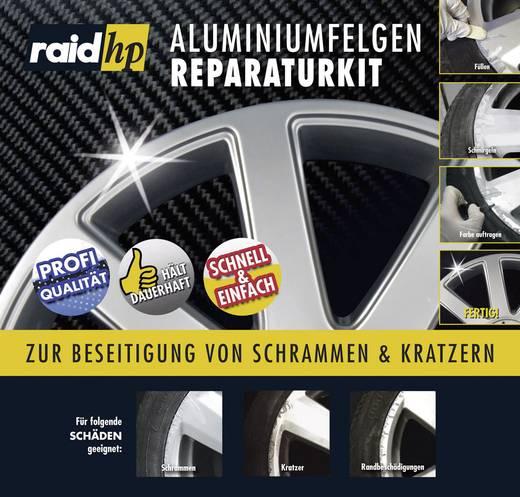 raid hp 340001 Aluminiumfelgen Reparatur-Kit silber Silber