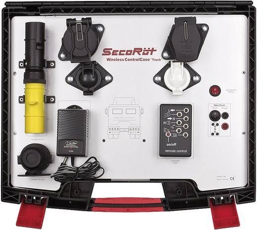 Funk-Tester Werkstattprüfkoffer 24 V für Anhänger/Zugfahrzeuge 24 V SecoRüt 40310/3