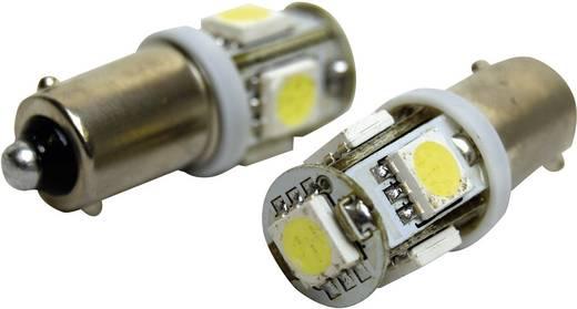 Innenraum LED Leuchtmittel Eufab BA9S 1.5 W 8000 K (Ø x L) 13 mm x 31 mm