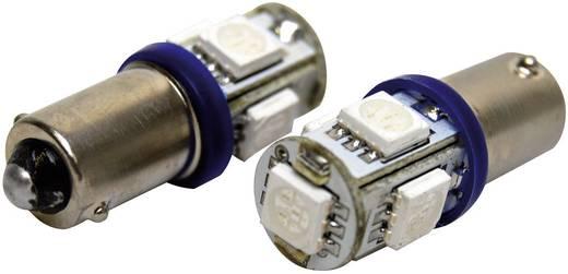 Innenraum LED Leuchtmittel Eufab BA9S 1.5 W (Ø x L) 13 mm x 31 mm