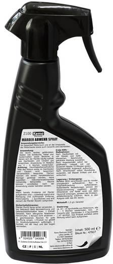Marder-Abwehrspray Kemo Z100 500 ml