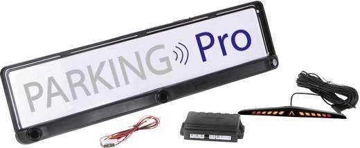 Kabelgebundene-Einparkhilfe im Kennzeichenhalter Front, Heck akustisch, optisch AIV Parking pro-EPH