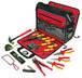 Elektriker Werkzeugtasche bestückt 19teilig C.K. 595003
