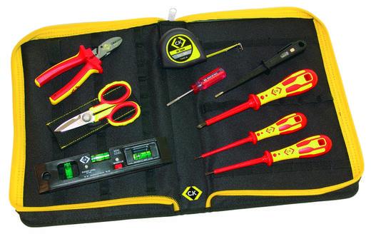 Elektriker Werkzeugset in Tasche 10teilig C.K. 595002