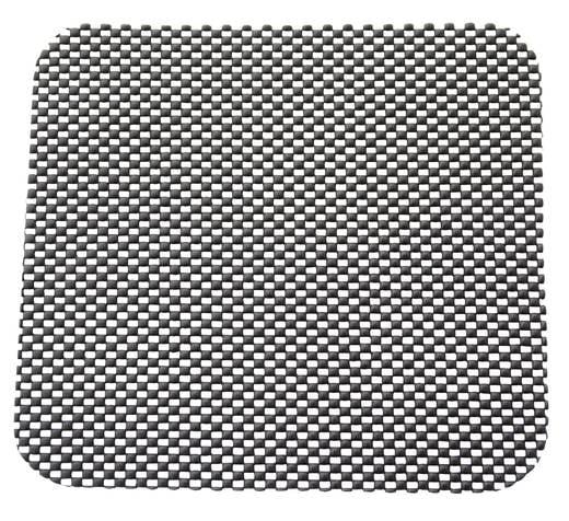 Antirutschmatte Universal (L x B) 22 cm x 20 cm Grau 19297