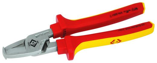 VDE-Kabelschneider Geeignet für (Abisoliertechnik) Alu- und Kupferkabel, ein- und mehrdrähtig 20 mm C.K. 431031