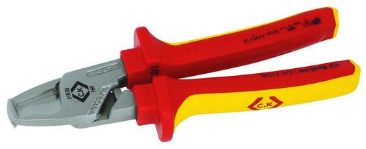 VDE-Kabelschneider Geeignet für (Abisoliertechnik) Alu- und Kupferkabel, ein- und mehrdrähtig 16 mm C.K. 431030