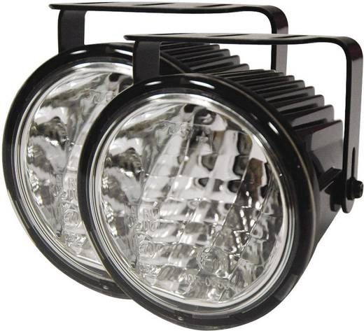 Tagfahrlicht, Positionslicht LED (Ø x T) 72 mm x 65 mm 28709 LED-dagrijverlichting en contourverlichting