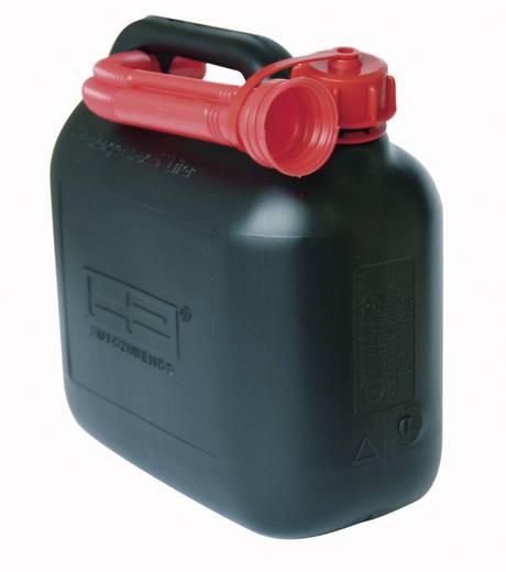 HP Autozubehör 5l Benzin-Kanister KST Schwarz 811400