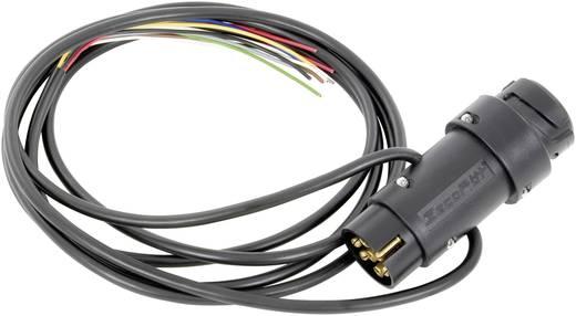 Kabelsatz Stecker 7 und 13polig Adernanzahl 6&7 Kabellänge=15 m SecoRüt