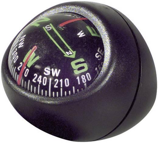 Kfz Aufbauinstrument Kompass Herbert Richter 7478 keine Beleuchtung