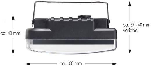 Tagfahrlicht, Positionslicht LED (B x H x T) 100 x 25 x 35 mm AEG 97142 Feux de jour LED LS18 avec feux de position