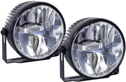 Nebelscheinwerfer LED (Ø x T) 90 mm x 60 mm Devil Eyes 610771