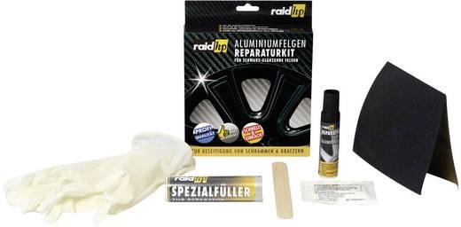 raid hp 340002 Aluminiumfelgen Reparatur-Kit Schwarz (glänzend)