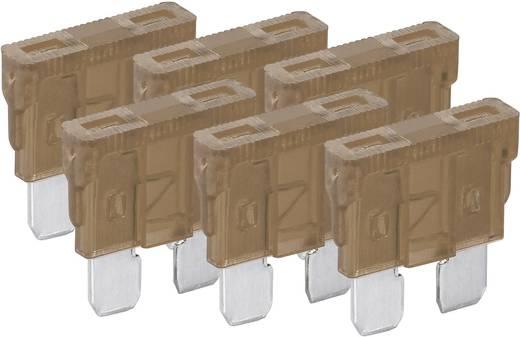 Standard-Flachsicherung 6er Pack FixPoint SORTIMENT 1026-7.5A KFZ-Sicherung 6 tlg. 20381