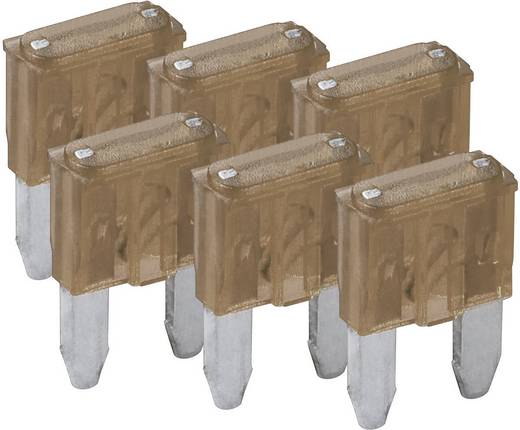 FixPoint Mini-Flachsicherung 6er Pack 7,5 A