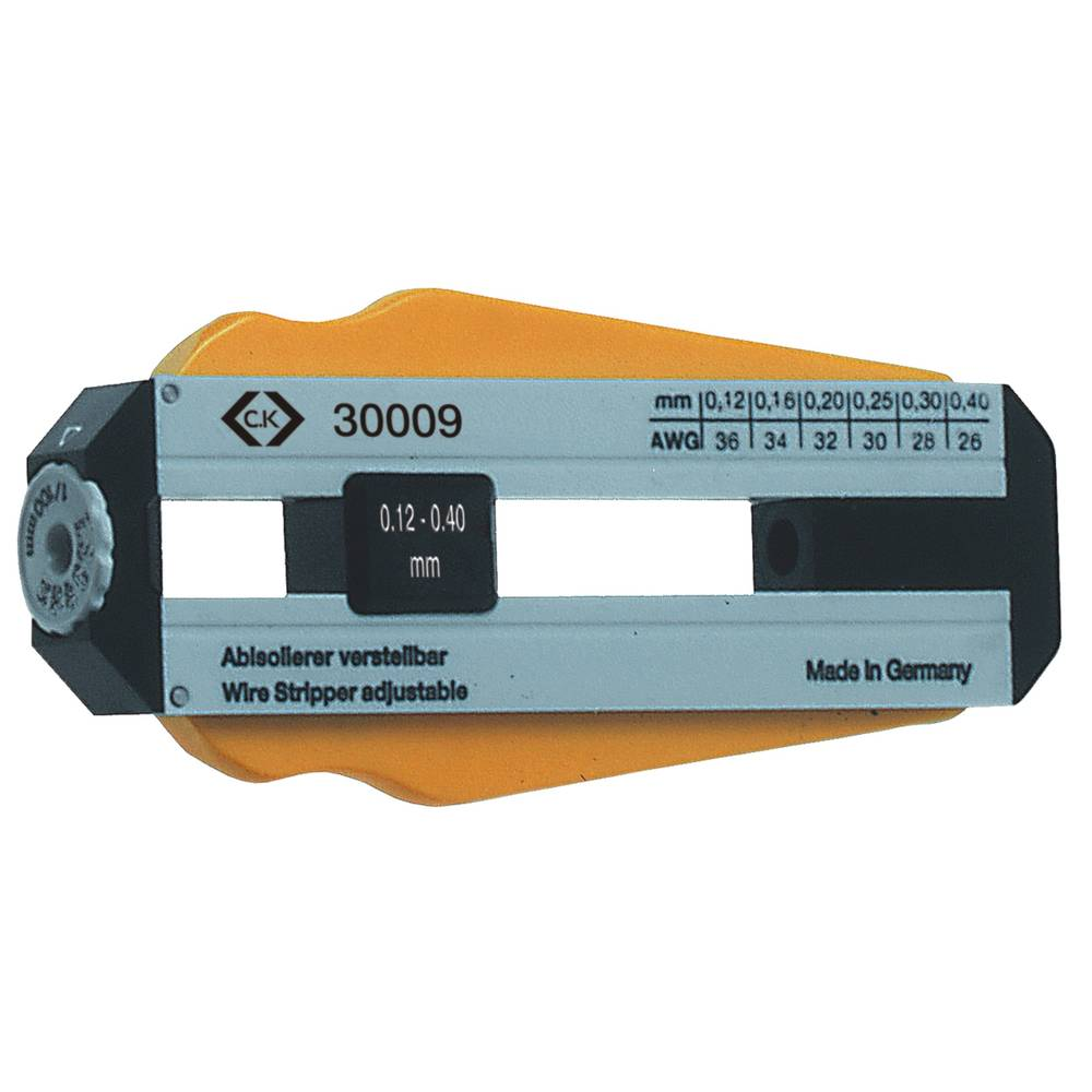 Wire stripper Suitable for PVC-coated wires, PTFE wires from Conrad ...