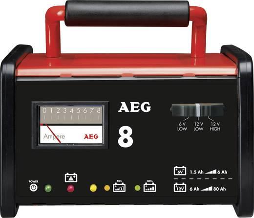 Werkstattladegerät AEG WM 8 2AEG97008 6 V, 12 V 7.2 A 8 A
