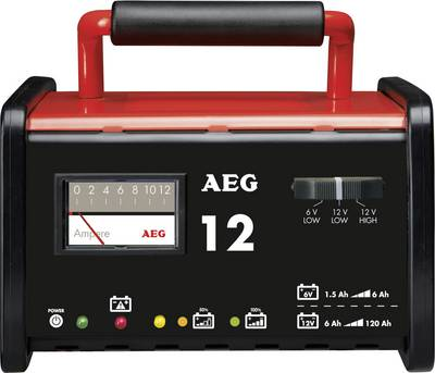 Caricabatterie da officina AEG WM 12 2AEG97009 6 V, 12 V 12 A 12 A