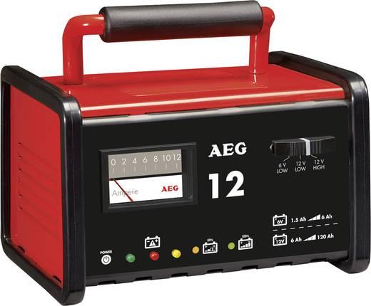 Werkstattladegerät AEG WM 12 2AEG97009 6 V, 12 V 12 A 12 A