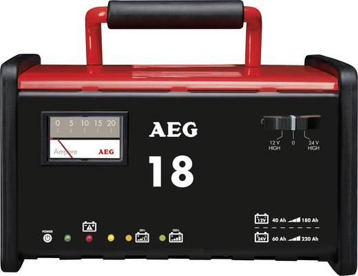 Werkstattladegerät AEG WM 18 2AEG97010 12 V, 24 V 18 A 18 A