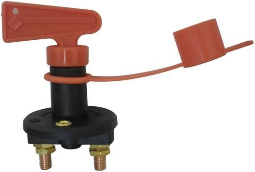 Kfz-Sicherheitsschalter 12 V, 24 V 1 x Aus/Ein rastend 1 St.