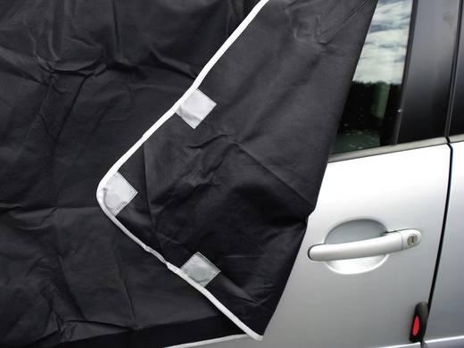 Scheibenabdeckung Front- & Seitenscheibenschutz, Diebstahlschutz (B x H) 270 cm x 94 cm APA Pkw, Wohnmobile, Van, SUV Schwarz