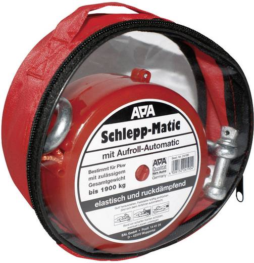 Abschleppseil APA 24190 sleeptouw Schlepp-Matic