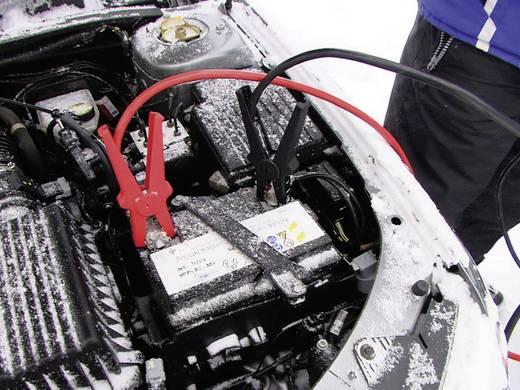 Starthilfekabel 25 mm² 3.50 m mit Kunststoffzangen, mit Schutzschaltung Kupfer APA