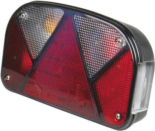 Unitec Glühlampe Anhänger-Rückleuchte Blinker, Bremslicht, Rückleuchte, Kennzeichenleuchte, Reflektor, Nebelschlussleuch