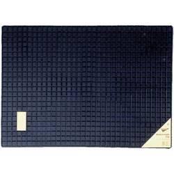Image of 74576 Fußschalenmatte Passend für: Universal Gummi (L x B) 50 cm x 70 cm Schwarz
