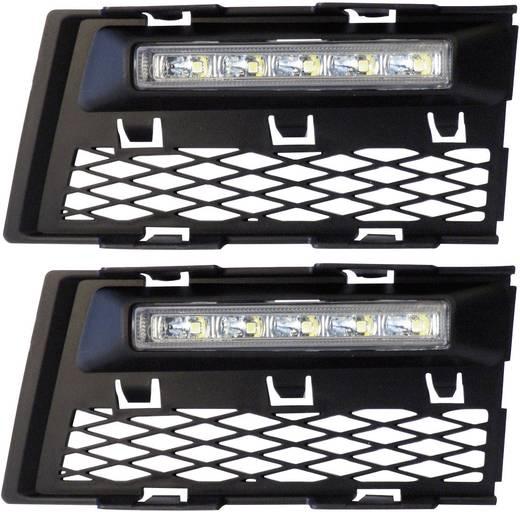 Tagfahrlicht LED Passend für Audi Devil Eyes 610854 Audi A4 8E Typ B7